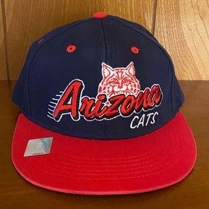 Brand New NCAA Arizona Wildcats Snapback Hat